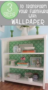 how to wallpaper furniture. Use Wallpaper On Your Furniture To Add A Pop Of Color And Design! Learn How My Blog!