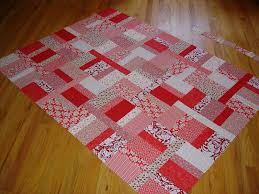 MOVING ON TO THE PAST: Quilt Top- Wickedly Easy Red & Quilt Top- Wickedly Easy Red Adamdwight.com