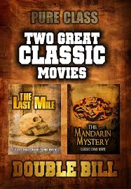 Jp Walters Design Amazon Com Two Classic Movies The Last Mile And The