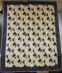 470 best A SCOTTIE QUILT/TEMPLATES images on Pinterest | Scottie ... & Hand-stitched Pieced Cotton Scottie Dog Pattern Adamdwight.com