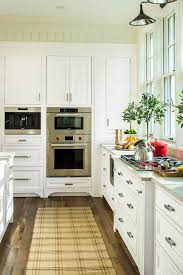 Southern Living Kitchens White Wellborn Cabinetry In The 2015 Southern Living Idea House