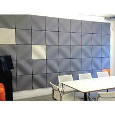decorative acoustic wall panel