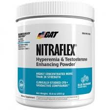 gat nitraflex pre workout review