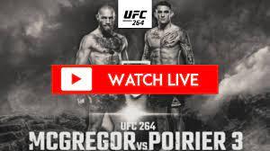 UFC 264 Full Fight Live Stream - Home