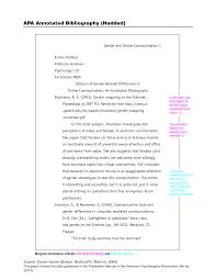 006 Apa Format Essay Example Thatsnotus