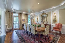 Down Selling Design House A Home Built For Entertaining And Charity Events Wsj