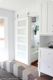 glass barn doors. Frosted Glass Sliding Barn Door In Stunning Home Design Style P97 With Doors