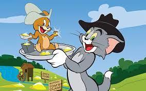 Tom $ Jerry Cartoon - Home