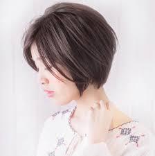 40代のヘアスタイルはボブで凛とした美しさを手に入れようhair