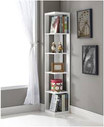 corner shelves furniture. Unique Shelves Winsome Hanging Corner Shelf White Bookcase  Intended Shelves Furniture S