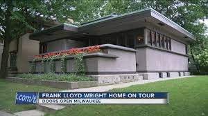 frank lloyd wright home featured in doors open milwaukee