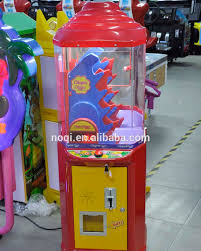 Chupa Chups Vending Machine Amazing Lollipop Cheap Automatic Vending Candy Project Prize Coin Machine