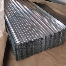 corrugated galvanised iron sheets
