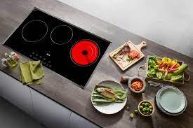 Bếp từ đôi hồng ngoại 3 lò cảm ứng KAFF KF-IC5801SB chính hãng tại ALOBUY  Việt Nam