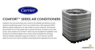 carrier air conditioning unit. howard air - cheap ac unit for sale (carrier) carrier conditioning