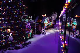 Trail Of Lights Colorado Santas Lighted Forest Georgetown Loop Railroad