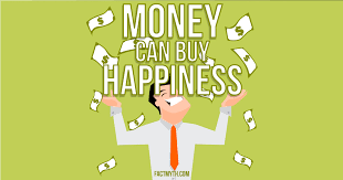 money can buy happiness fact or myth