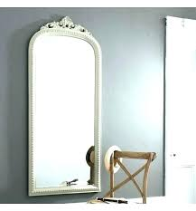 mirrored picture frames 8x10 white vintage wall mirror wooden antique mirrors photo