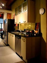 Yellow And Brown Kitchen Kitchen Scenic Kitchen Design Ideas With White Wood Kitchen