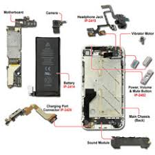 iphone 4 pole headphone jack wiring diagram electronics notes iphone diagrams u0026amp expanded views directfix