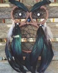 Where Are Dream Catchers From Owl Dream Catcher Video Tutorial The WHOot 97