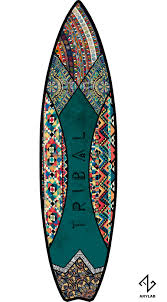 Surfboard Design Contest Entry 8 By Ariediluca For Trbal Surfboard Design Freelancer