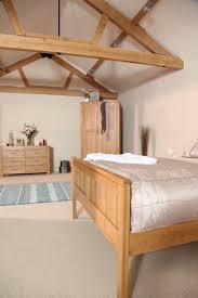 Modern Oak Bedroom Furniture Alto Solid Oak Bedroom Furniture Oak Furniture Land Www