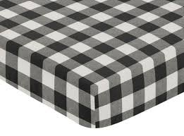 girl baby or toddler fitted crib sheet