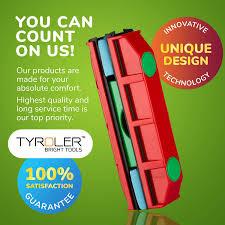 Tyroler S 1 Glider Magnetischer Fenster Reiniger Fenster Putzer