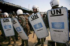 Resultado de imagen para ONU pone la lupa en sus 16 misiones de paz