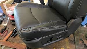 ram 2500 3500 laramie leather seat cover replacement