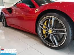Find the best ferrari 488 for sale near you. Rm 1 580 000 2016 Ferrari 488 Gtb 3 9 V8 Twinturbo Full