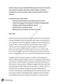 hamlet hsc essay year hsc english advanced thinkswap 19 20 hamlet essay
