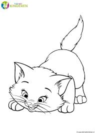Kleurplaat Poes 53 Leukste Katten En Poezen Kleurplaten Idee Inside