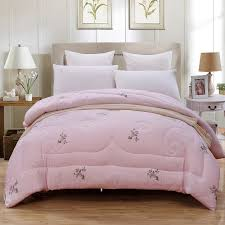 100 cotton comforters with cotton filling. Fine Comforters 2018 100cotton Filling Comforter Duvets Pillows Bedding Sets  FullQueenKing Size Adults Kids Throw Blanket For WinterAutumnSummer From Diaolan  Inside 100 Cotton Comforters With T