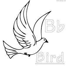 Pet Bird Coloring Pages Pet Bird Coloring Pages Pet Bird