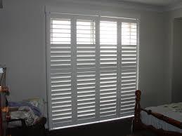 Glass Door plantation shutters for sliding glass door photos : Bi Fold Plantation Shutters For Sliding Glass Doors • Sliding ...