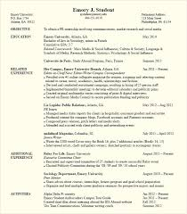 ... Amazing Chic Political Resume 4 Political Science Internship Resume ...