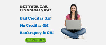 get your car financed now