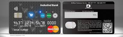 indusind bank and dynamics introduce