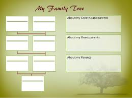 my family tree template family tree school project powerpoint ancestry talks with paul