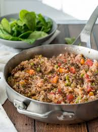 ground beef and rice recipes.  Beef This Super Easy ONE SKILLET Ground Beef And Rice Recipe Is A Total Winner And Ground Beef Rice Recipes