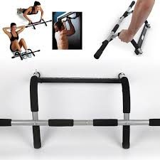 black body fitness exercise home gym gymnastics workout trainning door pull up bar push portable chin