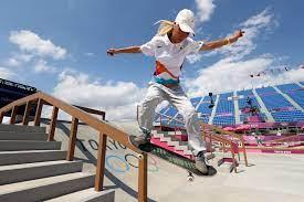 Japan skateboarders hope Olympics debut ...