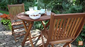 home depot patio furniture. How To Clean And Maintain Your Patio Furniture - The Home Depot YouTube T