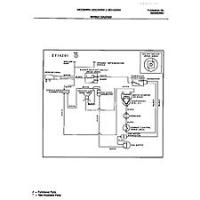 wiring diagram for a dehumidafier wiring diagram and schematic wiring diagram for dehumidifier frigidaire fad704dwd