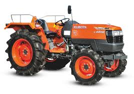 L4508 Tractor Kubota Agricultural Machinery India