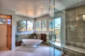 Bathroom Modern Master Shower Navpa - Contemporary master bathrooms