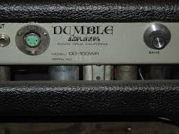 Dumble Speaker Cabinet Dumble Overdrive Reverb Od 100wr 4x12 Ev Cabinet Owned By