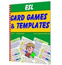 Fun ESL Activities